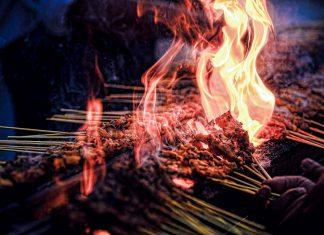 קייטרינג בשרים על האש